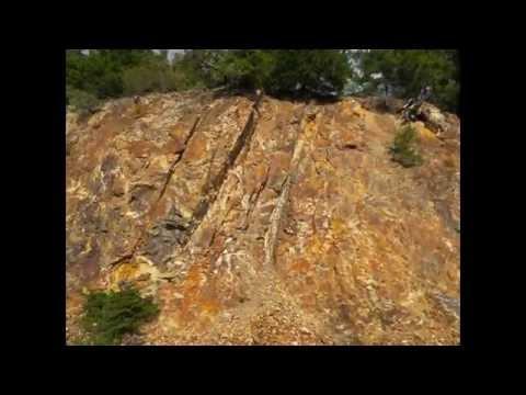 Quartzville Mining Corridor Tour, Linn County Oregon