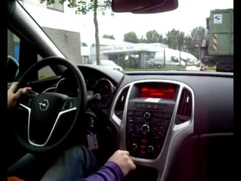 Opel Astra 1.6 Ecotec 2010 Review by Denso's Car Reviews - YouTube