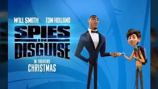 Spies in Disguise (  soundtrack) remix/bassboost  #music #spiesindisguise #soundttack