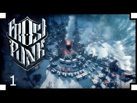 Frostpunk - (Arctic Colony Building / Survival Game)