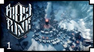 Frostpunk - (Arctic Colony Building / Survival Game)