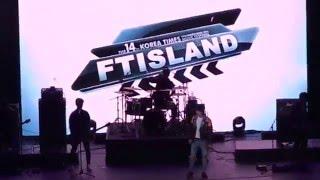 FT Island- Black Chocolate at KTMF 2016 (fancam)