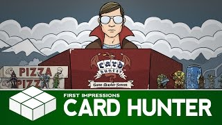 Card Hunter | PC Gameplay & First Impressions