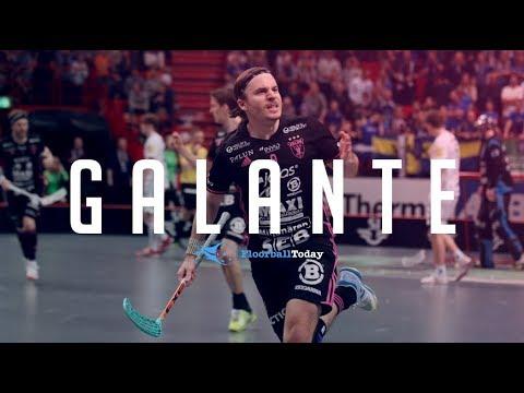 Alexander Galante Carlström   2017 Floorball Highlights