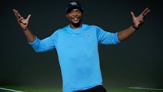 Eddie George Hypes You Up For Thursday Night Football