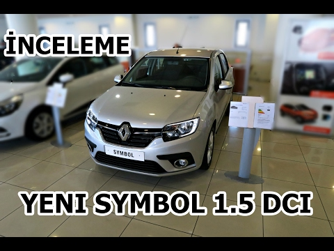 2017 Yeni Symbol 1.5 Dci Touch - İnceleme