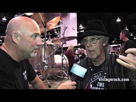 2015 NAMM Show: Spencer Davis interview