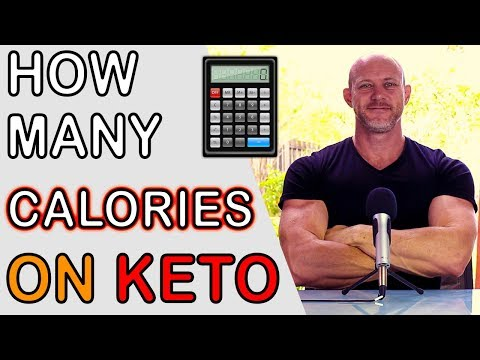 How Many Calories Should I Eat On A Keto Diet To Lose Weight?