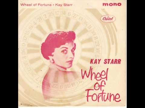 Kay Starr - Wheel Of Fortune 1952