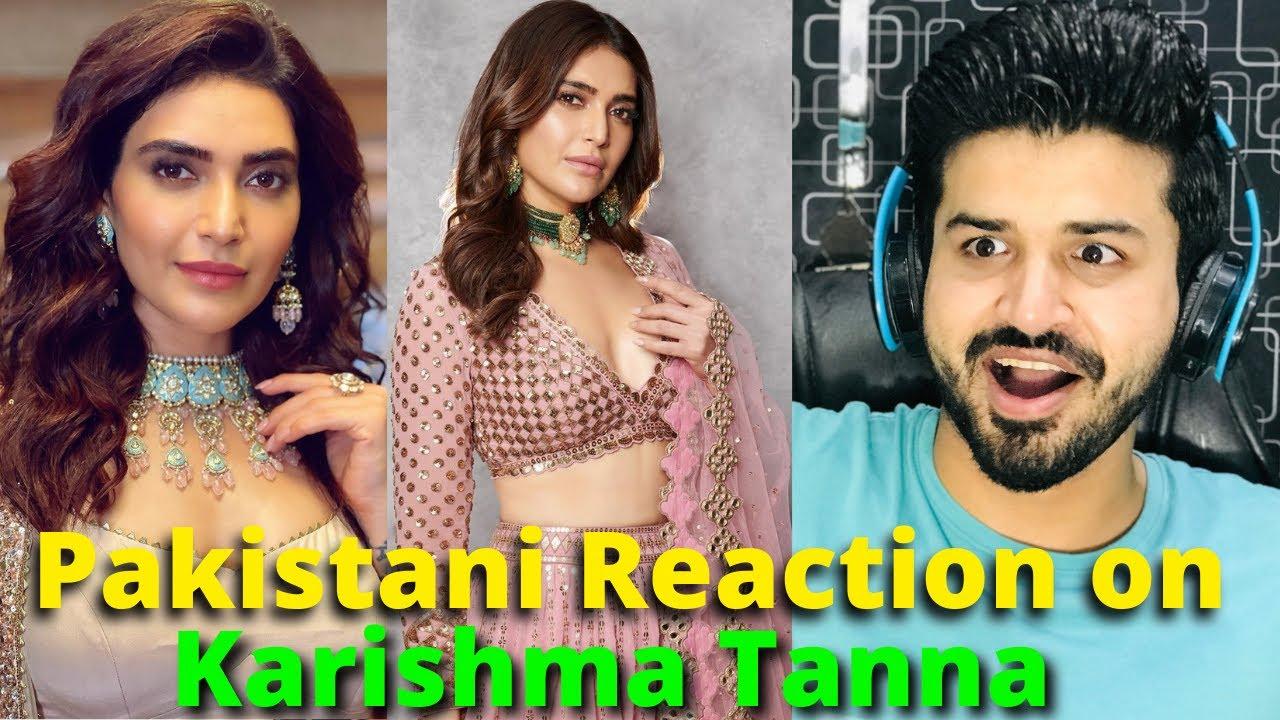 Pakistani React on Karishma Tanna Insta REELS VIDEOS   Khatron Ke Khiladi   Reaction Vlogger