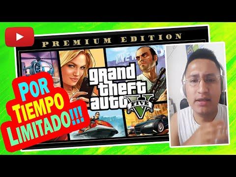 😲 Solucion GTA 5 Epic Games 😱