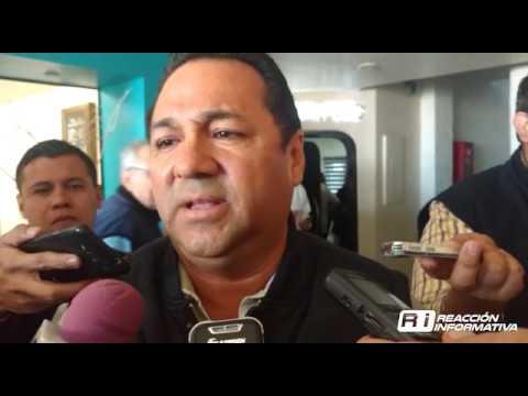 Alcalde de Mazatlán Fernando Pucheta