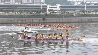 2016第七屆學界龍舟錦標賽 - 女子銀杯決賽