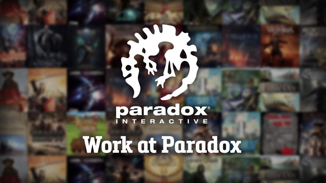 Careers at Paradox Interactive - We Are Paradox