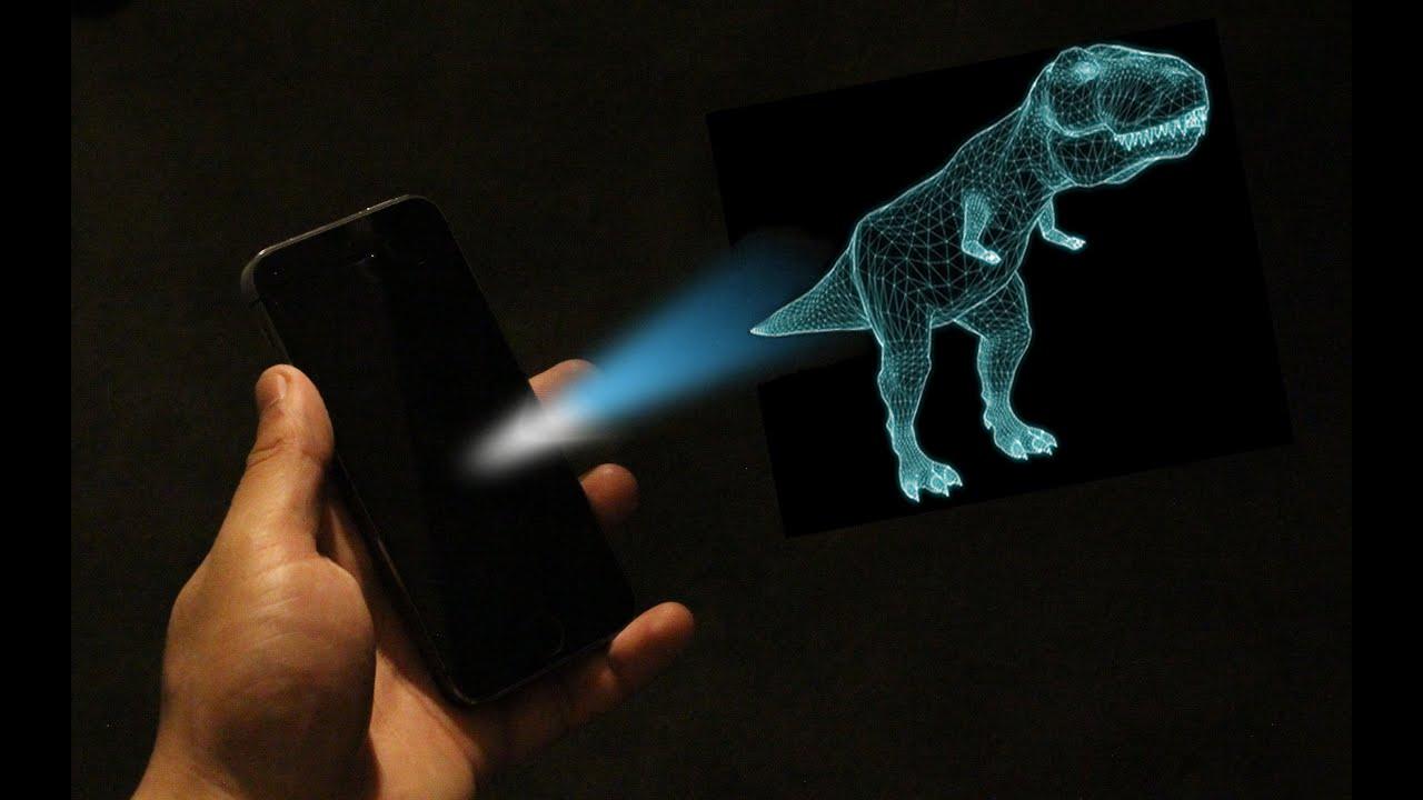 картинки для голографической проекции на телефоне теле