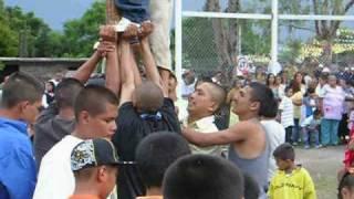 Cahuageo - Fiesta de Santiago Apostol -  2009 parte 3