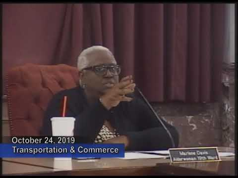 Transportation and Commerce Committee   October 24 2019