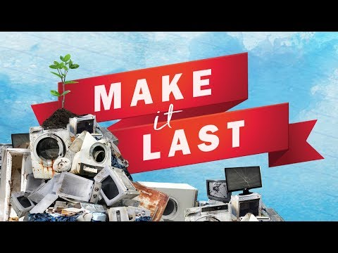Game-changing Law for Longer Lasting Appliances. Save the Planet. #MakeItLast | BuyMeOnce