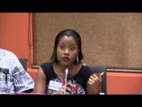 SALISES Caribbean Youth Development Conference 2015- Cases For Youth Employment
