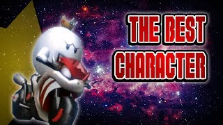 Why King Boo Is The BEST Character in Mario Kart Wii
