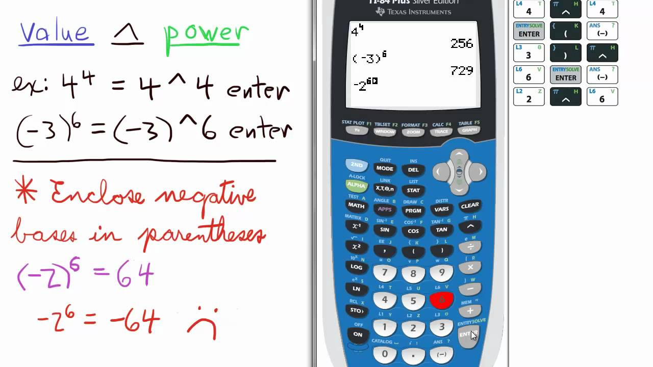 Integer part ipart ti 84 calculator top priority functions youtube.