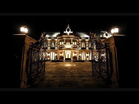 24,000 Square Foot Limestone Mega Mansion In Toronto, Canada
