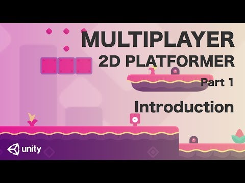 Multiplayer 2D Platformer Tutorial (Part 1) - Introduction