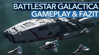 Battlestar Galactica: Deadlock - Das Spiel, das die Serie verdient? - Fazit & Gameplay