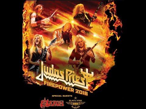 """Judas Priest new album """"Firepower"""" and 2018 tour dates..!"""