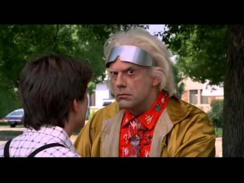 Back To The Future Part II in 5 Seconds