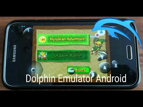 dolphin emulator opengl es 3.0 download