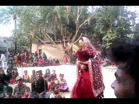 Funny video Bow kotha kou... amader gram er video by Model Md Jamal/Ayna