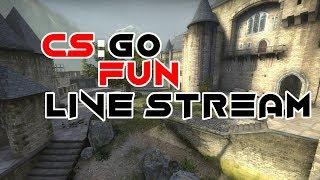 CS:GO - FORTNITE Fun Live Stream Giveaway ( AWP ( Phobos et SG 553 Cyrex) Hindi / #25 anglais