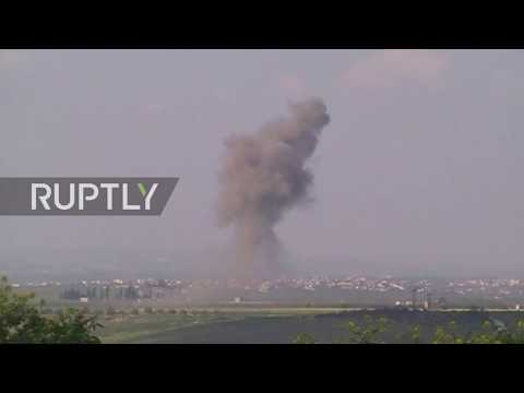 Syria: Syrian Arab Army continues offensive in Hama countryside