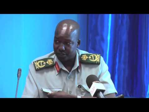 South Sudan Army Training-SPLA