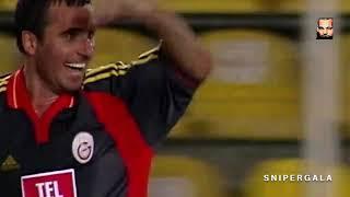 Haginin Galatasarayda attığı goller. EFSANE