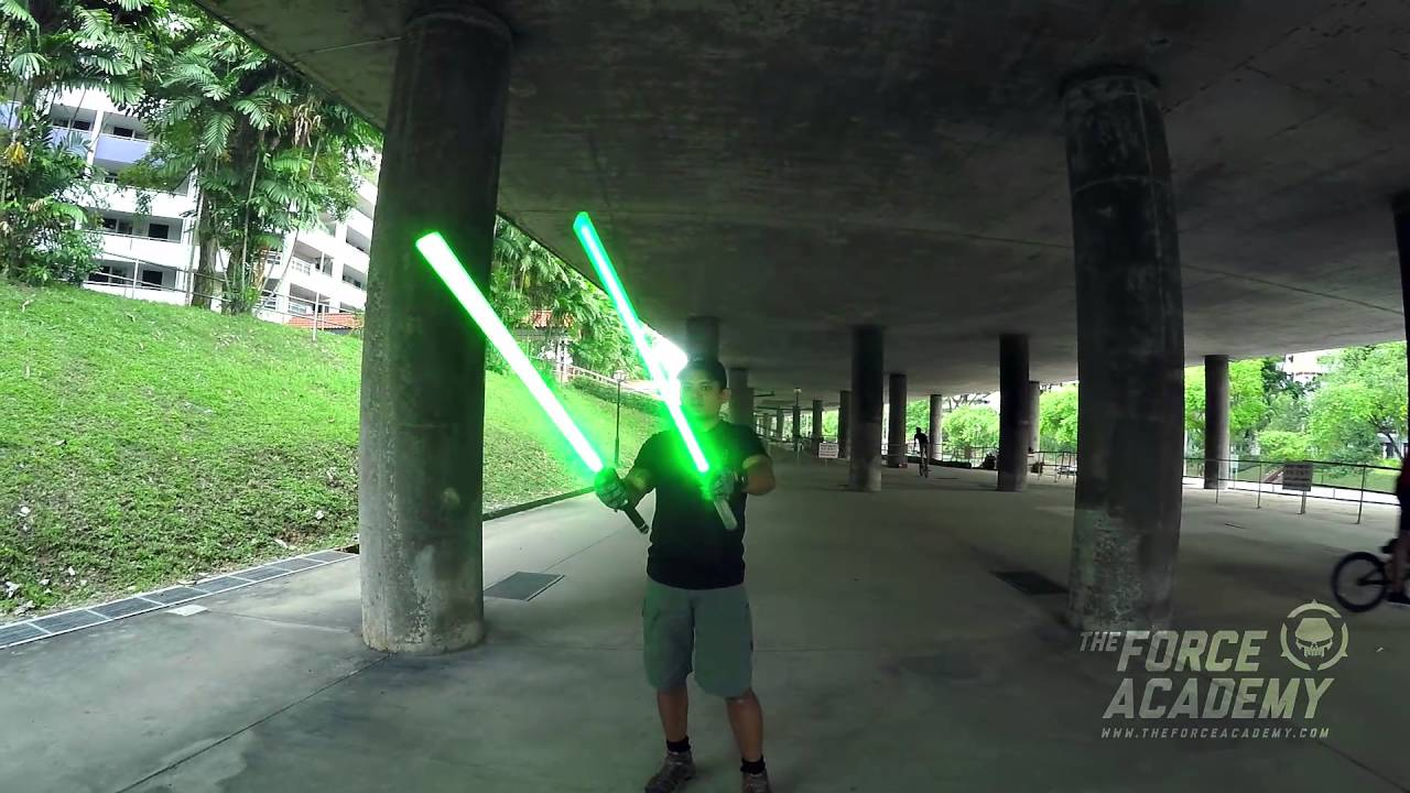 Vaders Vault Photon Blade Vs Ultrasaber Tri Cree Green