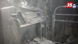 Около 200 студентов эвакуировали из общежития череповецкого медколледжа из-за пожара