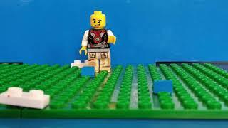 Лего спецназ  ограбление скрытного банка