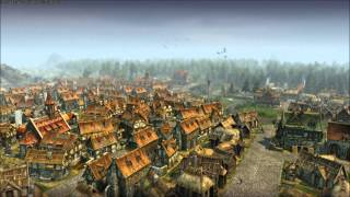Anno 1404 1 hour gameplay in 4 minutes HD