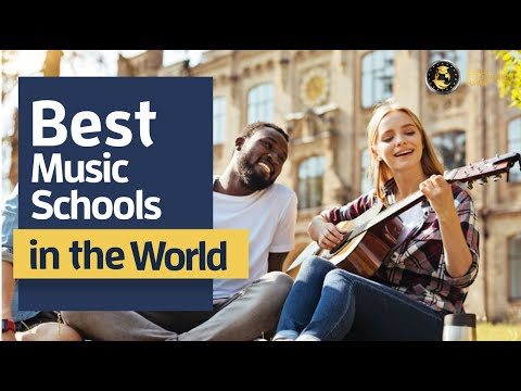 5 Best music schools in the world