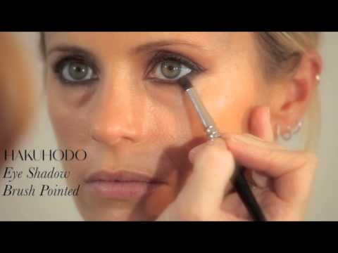 Copper Smokey Eye Tutorial ft Laura Bailey   Charlotte Tilbury