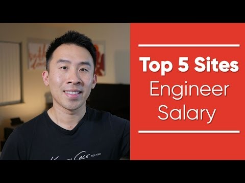 Top 5 Sites On How Much Money Engineers Make For Annual Salary