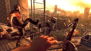 🥀 Dying Light: Enhanced Edition \ Xbox One X Enhanced Gameplay