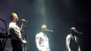 3 Massive Attack (ft  Young Fathers )  -     - BST Hyde Park, 01 - 07 - 2016