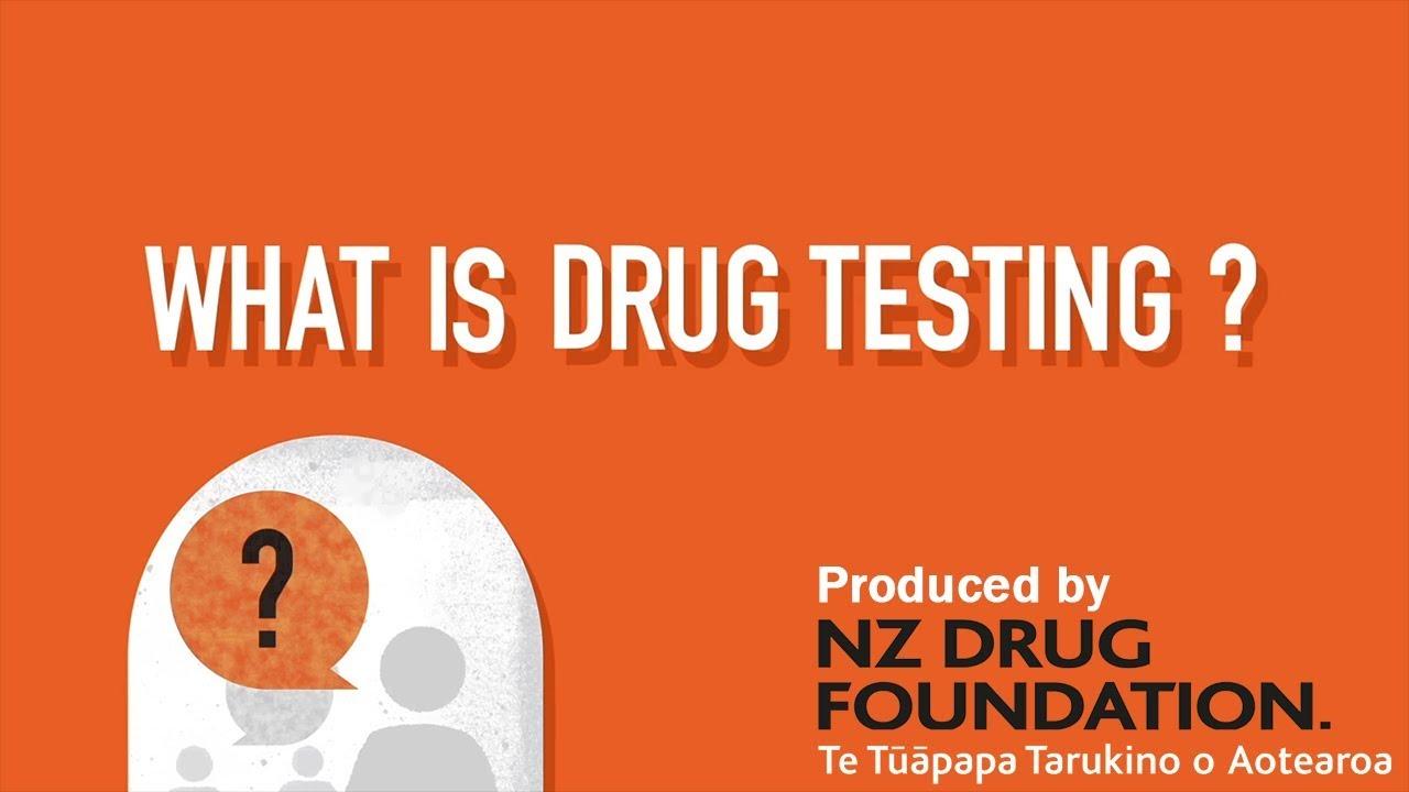 Drug testing isn't always the answer | NZ Drug Foundation