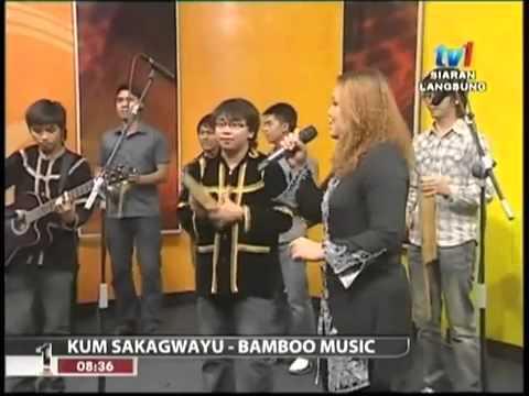 Sakag Wagu - Live on TV1 05thJune2012
