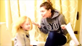 Let it go, Potty Training Parody