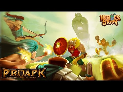Heroes Story Android Gameplay