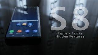 Samsung Galaxy S8 (Plus) - die besten Tipps, Tricks und Hidden Features (deutsch)